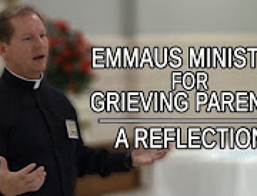 Watch! Reflections – Emmaus Ministry For Grieving Parents